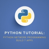 New Deal: 96% off of the Python Programming Bootcamp Bundle Image